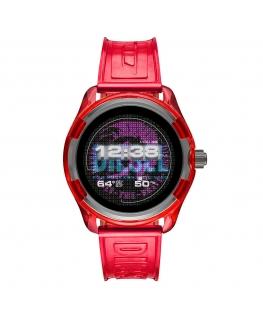Smartwatch Diesel On - Fadelite rosso