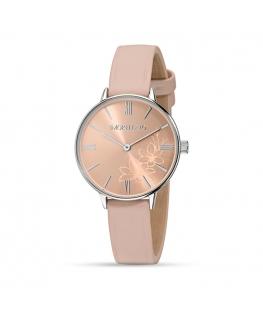 Morellato Ninfa 30mm 2h pink dial pink strap donna R0151141503