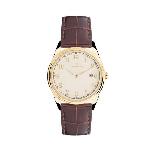 Orologio Lorenz donna data Classic donna 27183AA