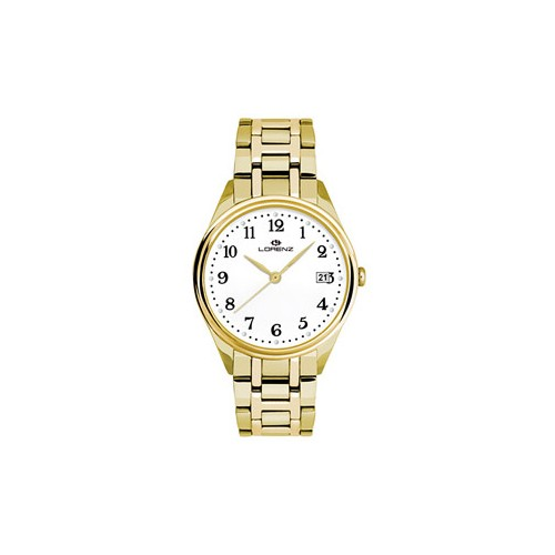 Orologio Lorenz uomo data Classico Dorica