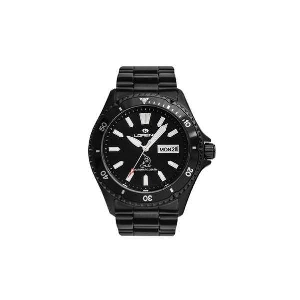 Orologio Lorenz uomo automatico Shark - galleria 1