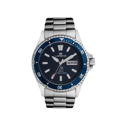 Orologio Lorenz uomo automatico Shark