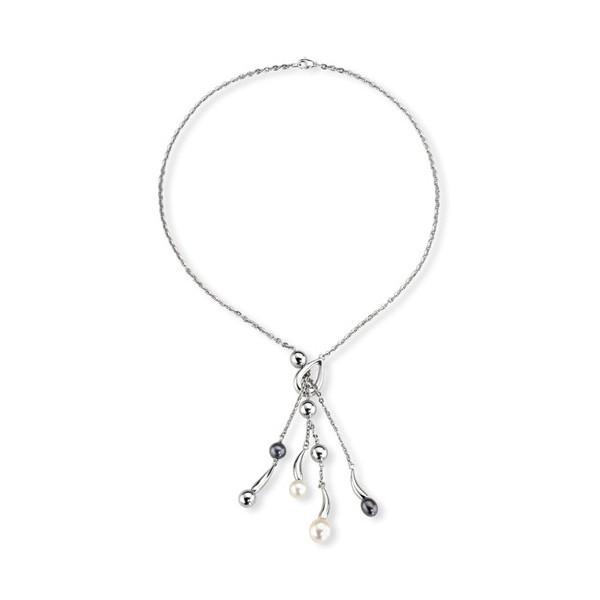 Collana Morellato Maree donna acciaio perle - galleria 2