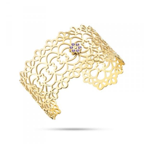 Bracciale Morellato Kaleido dorato donna SADY04 - galleria 1