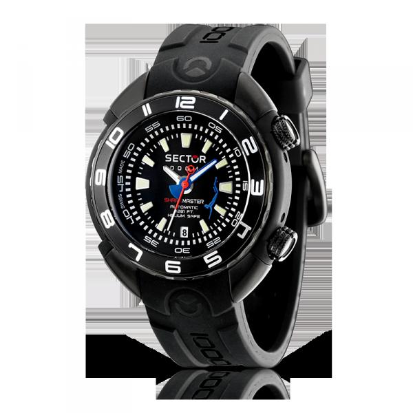 Orologio Sector Uomo Shark 1000 Automatico - 46 mm uomo - galleria 1