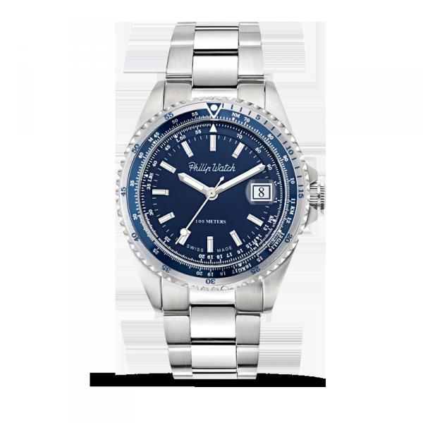 Orologio Philip Watch Caribe blu - galleria 1