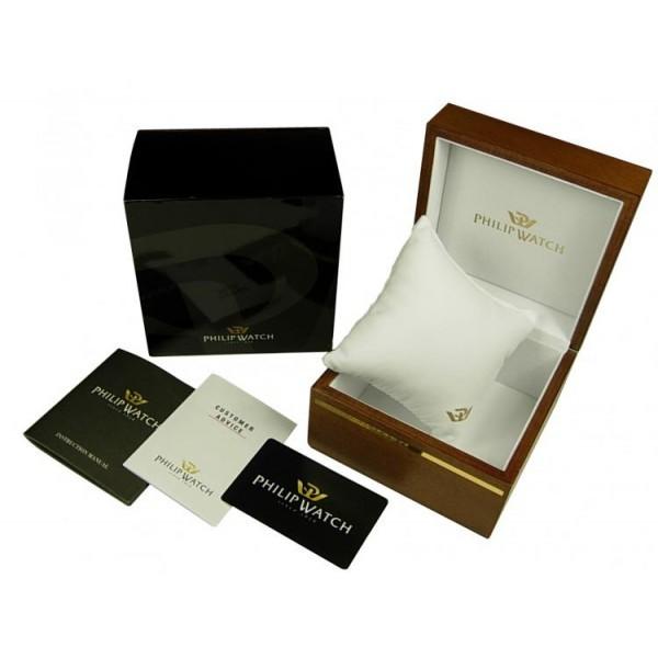 Orologio Philip Watch donna data Kent R8251178507 - galleria 2