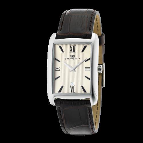 Orologio Philip Watch uomo data Trafalgar R8251174001