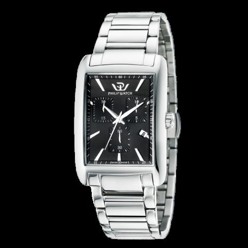 Orologio Philip Watch Trafalgar chrono - 32x44 mm R8273674002