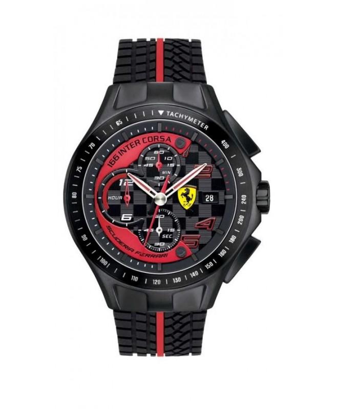 Ferrari Racdy-g-ipblk-rou-blk-s-scblk - galleria 1