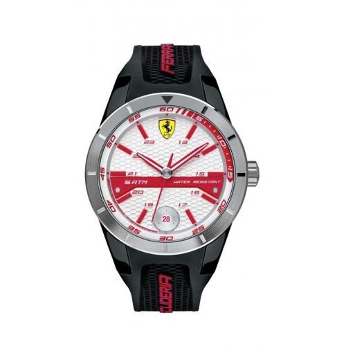Ferrari Reret-g-plas-rou-whi-s-scblk uomo FER0830250