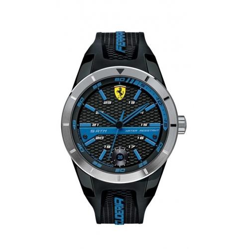 Ferrari Reret-g-plas-rou-blk-s-scblk uomo FER0830252