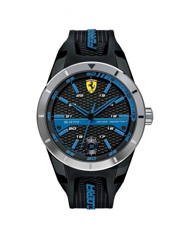 Ferrari Reret-g-plas-rou-blk-s-scblk uomo FER0830252 - galleria 1