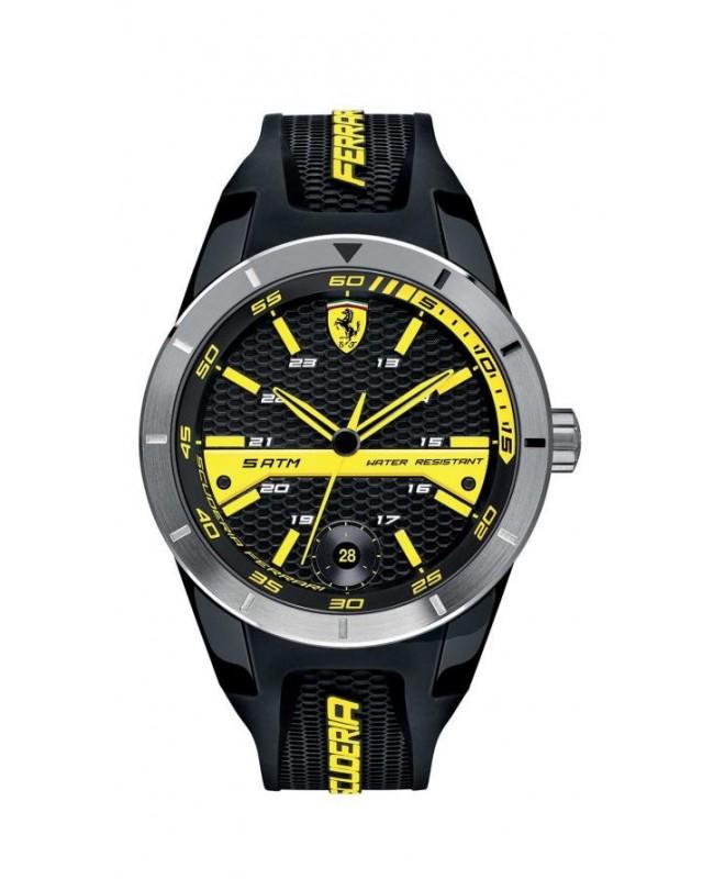Ferrari Reret-g-plas-rou-blk-s-scblk uomo FER0830277 - galleria 1