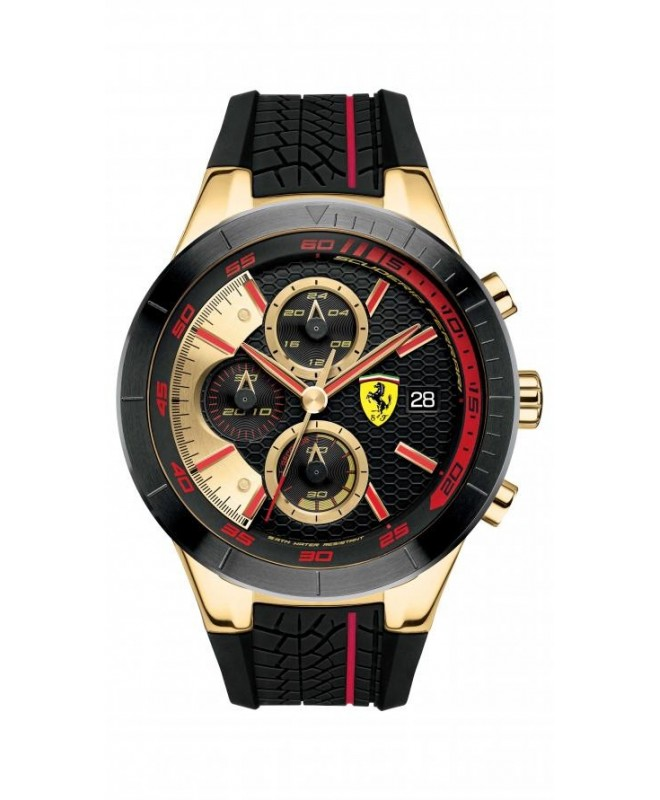 Ferrari Rereo-g-ipgol-rou-blk-s-scblk uomo FER0830298 - galleria 1