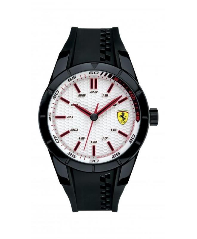 Ferrari Rerev-g-plblk-rou-whi-s-scblk uomo FER0830300 - galleria 1
