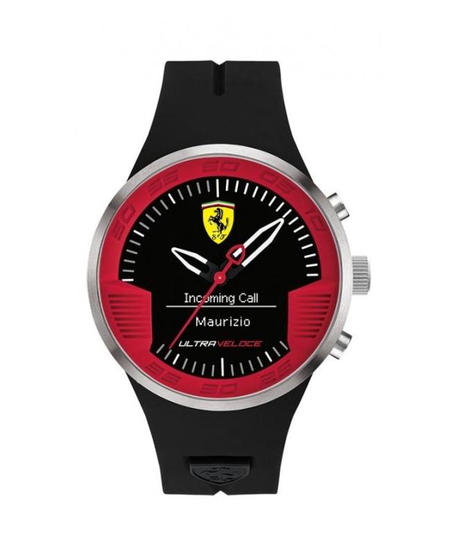 Ferrari Ultraveloce - digitale 3h silicon strap - galleria 1