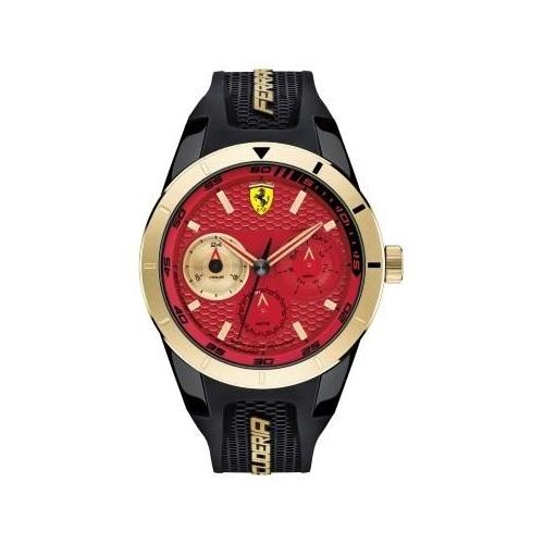 Ferrari Reret-m-absblk-rou-red-s-scblk uomo FER0830386