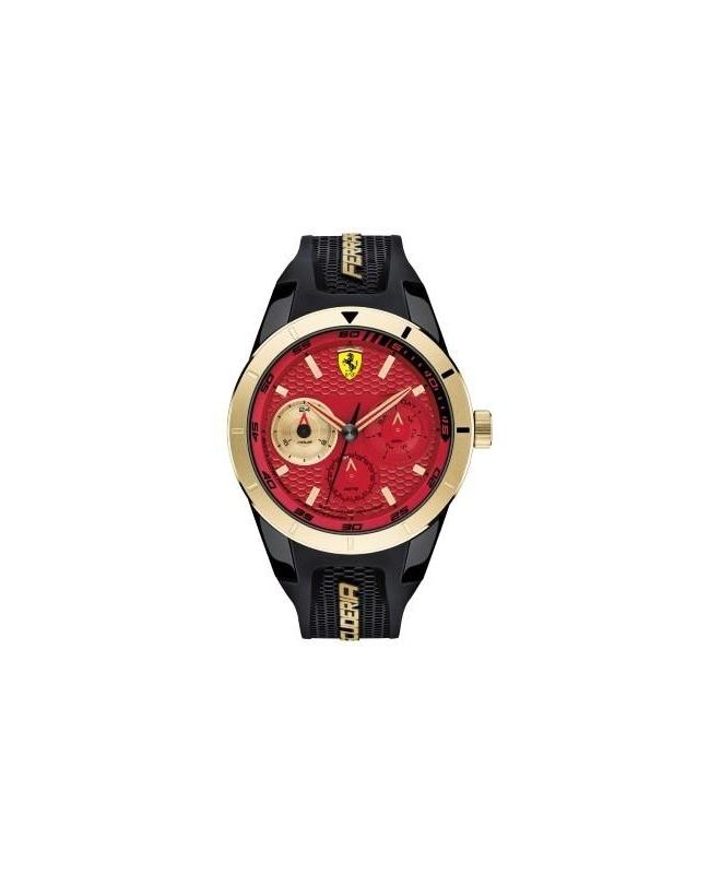 Ferrari Reret-m-absblk-rou-red-s-scblk uomo FER0830386 - galleria 1