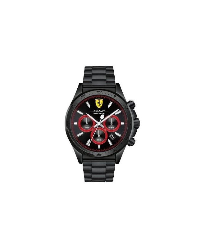 Ferrari Pilota-m-ipblk-rou-blk-b-ipblk uomo FER0830390 - galleria 1