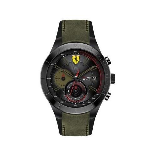 Ferrari Rereo-m-ipblk-rou-blk-s-scbklegn uomo FER0830397