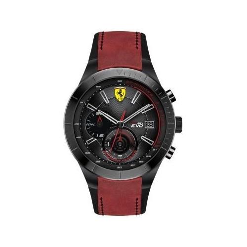 Ferrari Rereo-m-ipblk-rou-blk-s-scbklere uomo FER0830399