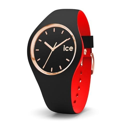 Ice-watch Ice loulou - black rose-gold - small