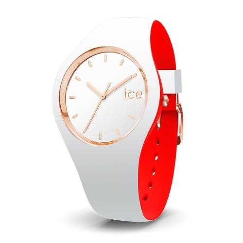 Ice-watch Ice loulou - white rose-gold - small