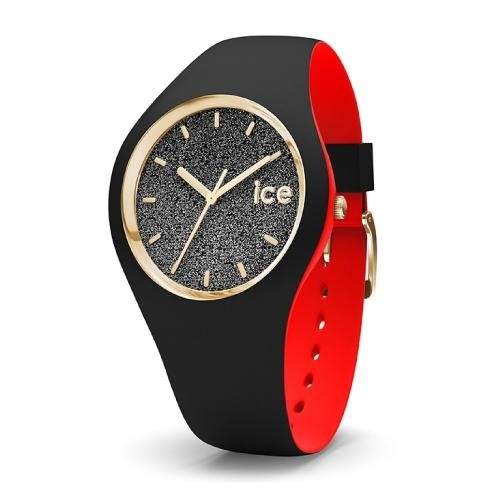 Ice-watch Ice loulou - black glitter - medium
