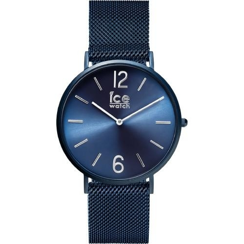 Ice-watch City milanese - blue matte - blue dial -