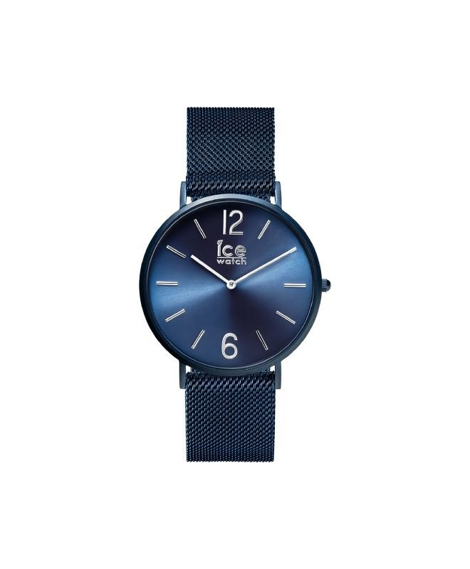 Ice-watch City milanese - blue matte - blue dial - - galleria 1