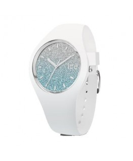 Ice-watch Ice lo - white blue - small - 3h