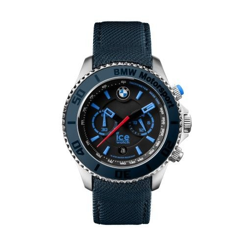 Ice-watch Bmw motorsport-dark & light blue-big