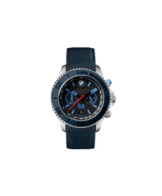 Ice-watch Bmw motorsport-dark & light blue-big - galleria 1