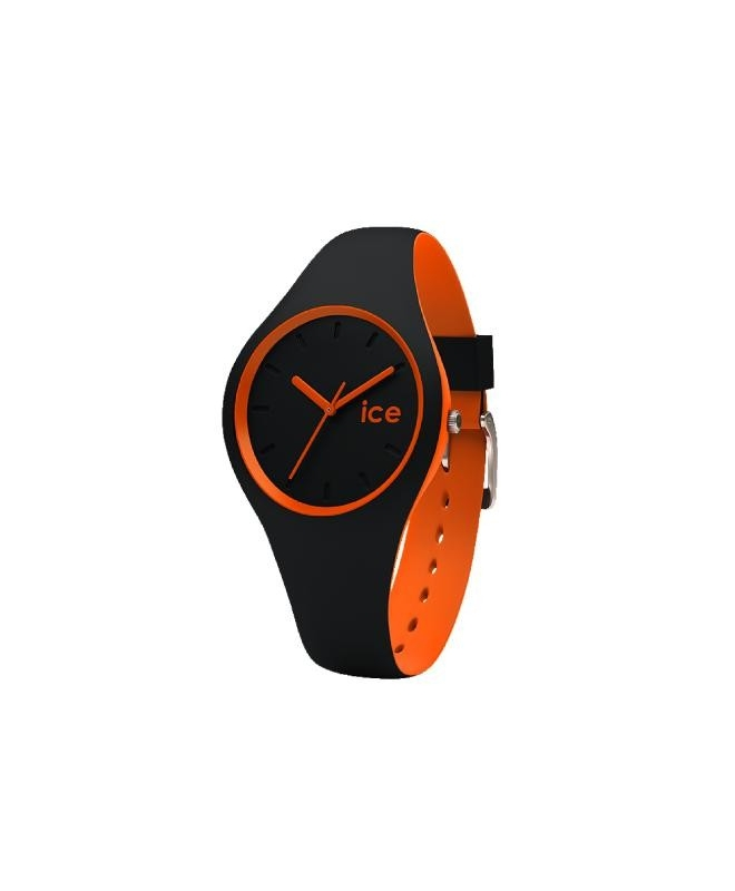 Ice-watch Ice duo - black orange - small - galleria 1