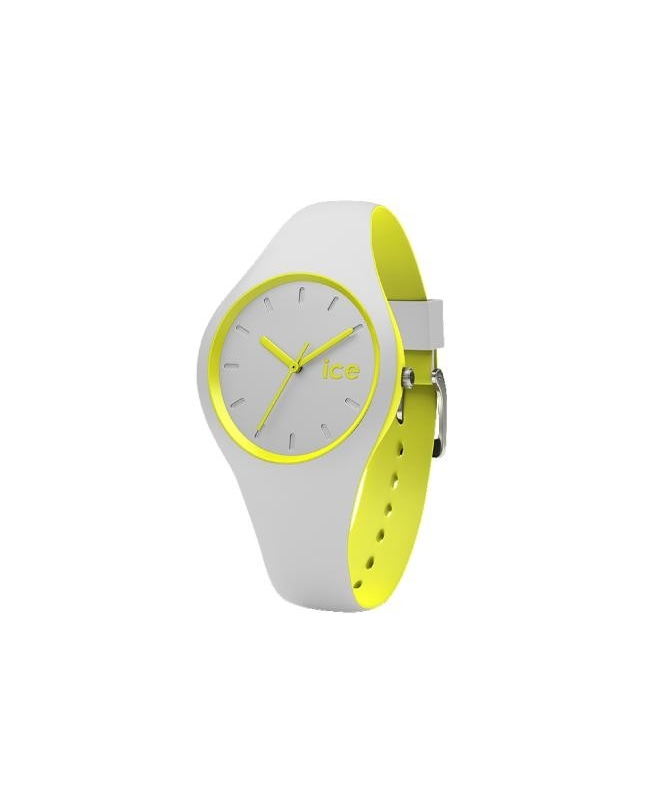Ice-watch Ice duo - gray yellow - small - galleria 1
