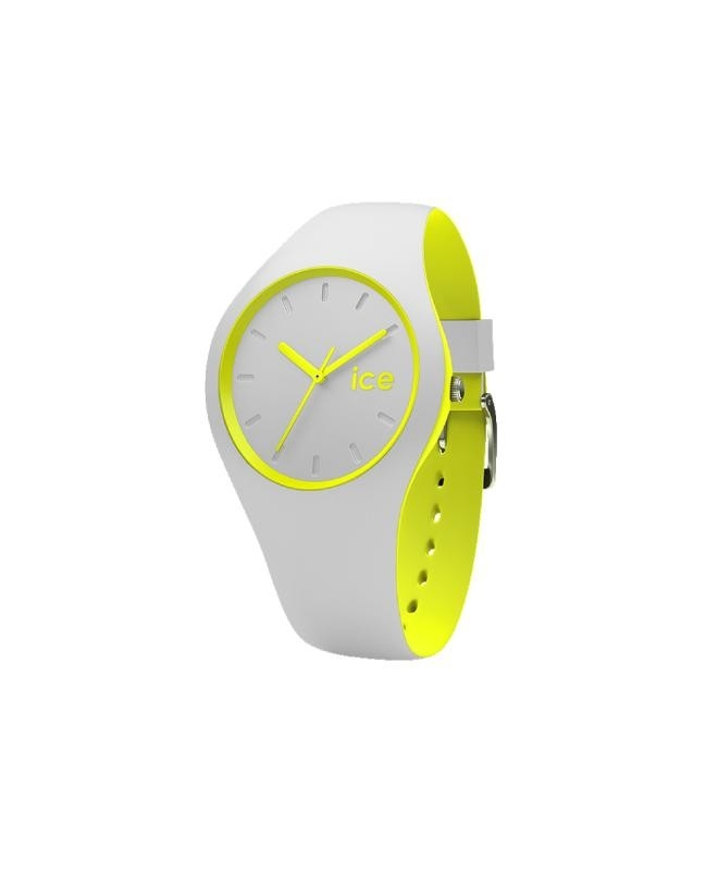 Ice-watch Ice duo - gray yellow - unisex - galleria 1