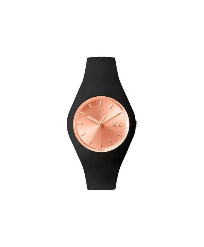 Ice-watch Ice chic - black rose-gold - unisex - galleria 1