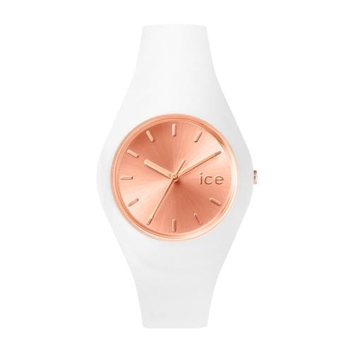 Ice-watch Ice chic - white rose-gold - unisex