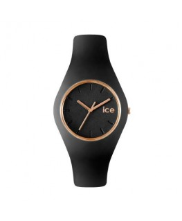 Ice-watch Ice-glam-black rose-gold-small