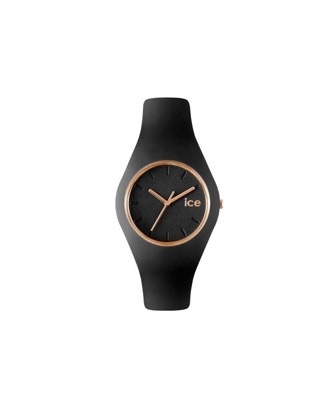 Ice-watch Ice-glam-black rose-gold-small - galleria 1