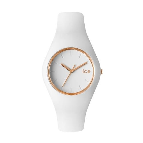 Ice-watch Ice-glam-white rose-gold-unisex
