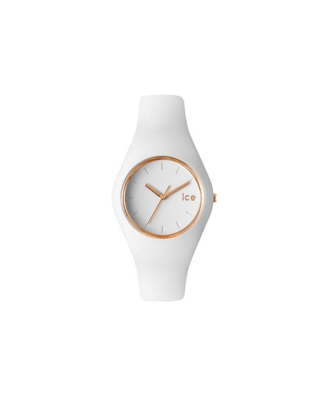 Ice-watch Ice-glam-white rose-gold-unisex - galleria 1