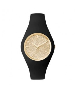 Ice-watch Ice glitter - black gold - unisex