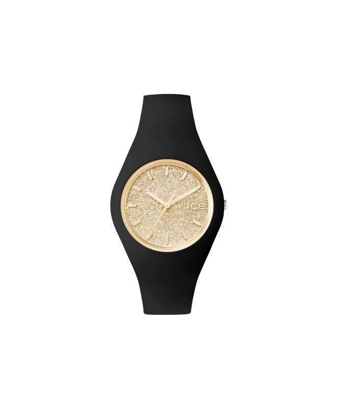 Ice-watch Ice glitter - black gold - unisex - galleria 1