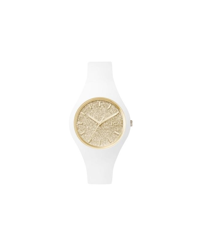 Ice-watch Ice glitter - white gold - small - galleria 1