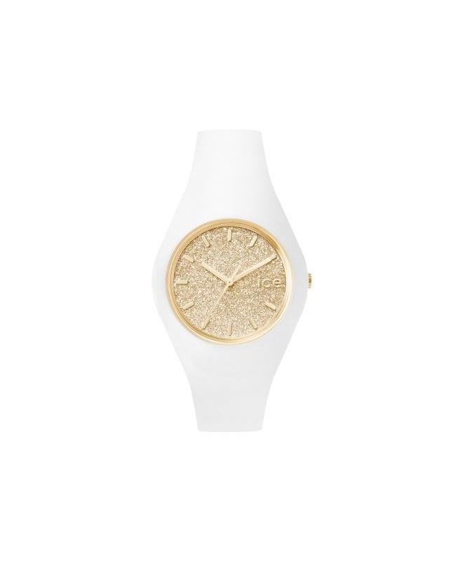 Ice-watch Ice glitter - white gold - unisex - galleria 1