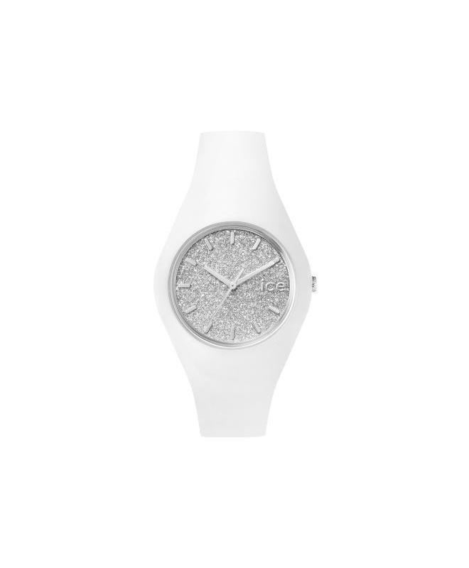 Ice-watch Ice glitter - white silver - unisex - galleria 1