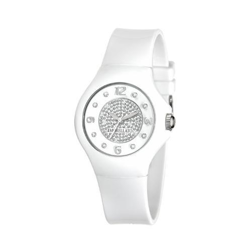 Morellato Colours 3h white diamond d. dial white s