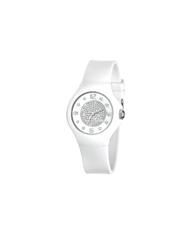 Morellato Colours 3h white diamond d. dial white s unisex - galleria 1